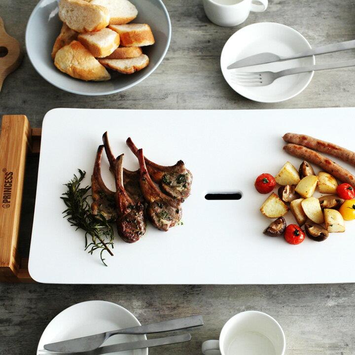 ホットプレート テーブルグリルピュア プリンセス/table grill pure princess【送料無料】