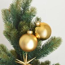 クリスマス オーナメント ボール 8個セット
