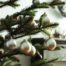 クリスマス オーナメント ボール 16個セット