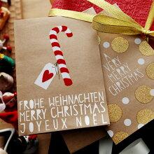 rader クリスマスカード