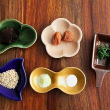 studio m 五種縁起皿 豆皿