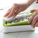 スーパーおろし器(水切り・受け皿付き) 日本製
