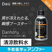DOU 清涼飲料水 [男性用]ダンホル(スーパードライジンジャー風味)/[女性用]ジョホリッチ(フルーティーマスカット風味) 1箱(ドリンク10本入り)