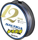 【送料無料】ダイワ ソルティガ 12ブレイド 3号(55Lb/24.8kg)-200m