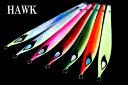 錫ジグHAWK(ホーク)170g グローカラー