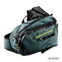 シマノ(shimano) BS-224P タングステン XEFO・Light Salt Sling Shoulder Bag(ライトソルト スリングショルダーバッグ)