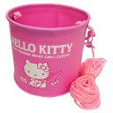 Hello Kitty(ハローキティー) 反転バケツ 18cm