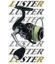 LUSTER ラスター 2500S※ 画像は各サイズ共通です。