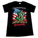 /QUEENSRYCHE クイーンズライチEmpire 1991 World Tour オフィシャル バンドTシャツ / 2枚までメール便対応可 / あす楽対応