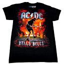 / AC/DC エーシーディーシー ROCK ERUPTION オフィシャル バンドTシャツ 【2枚