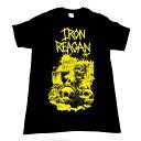 /IRON REAGAN アイアン・レーガンCAPITAL SKULLS オフィシャル バンドTシャツ【2枚までメール便対応可】【あす楽対応】 align=