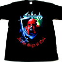 /SODOM ソドムIN THE SIGN OF EVIL オフィシャル バンドTシャツ / 2枚までメール便対応可 / あす楽対応