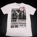 /U2 ユーツーZOO OUTSIDE TOUR オフィシャル バンドTシャツ / 2枚までメール便対応可