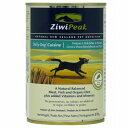 ジウィピーク [ZiwiPeak] ドッグ缶 ベニソン&フィッシュ 370g