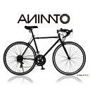 【ANIMATOアニマート】ロードバイク DEUCE(デュース) 700c 自転