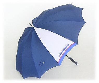 【傘 メンズ】【メンズ傘】≪往年の名機関車シリーズ≫E2系長野新幹線『あさま』 58cm×12駒手開き傘 色:ネイビー