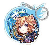 【新品】モンスターストライク MONSTER STRIKE モンスト物産展 春の市 ダルタニャン アクリルキーホルダー