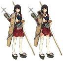 【新品】艦隊これくしょん 艦これ 卓上スタンドパネル 赤城 2種類セット