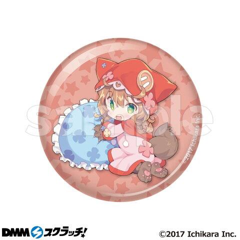 【新品】にじさんじ DMMスクラッチ E賞 缶バッジ E-4 童田明治 単品 バーチャルYouTuber VTuber