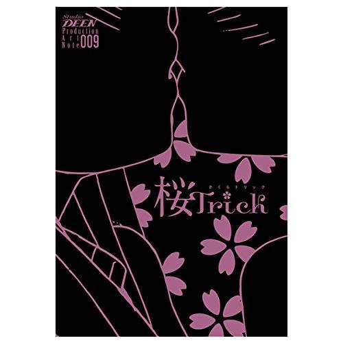 【新品】桜Trick 原画集 Studio DEEN Production Art Note 009 桜Trick C86 コミックマーケット86