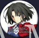 Fate Grand Order FGO × 空の境界 コラボカフェ 缶バッジ 両儀式 アサシン