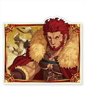 Fate/Grand Order トレーディングアクリルバッジ vol.1 ライダー イスカンダル アレキサンダー大王 単品