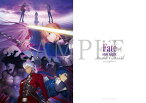 【非売品】 劇場版Fate/stay night Heaven's Feel 第一章 前売り券 特典 第2弾 キービジュアルオリジナル クリアファイル