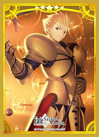 【新品】キャラクタースリーブ Fate/Grand Order アーチャー ギルガメッシュ スリーブ