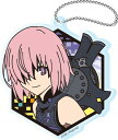 Fate/Grand Order バビロニア 切り絵シリーズ アクリルキーチェーン シールダー マシュ・キリエライト 単品 《ネコポス(ポスト投函)配送可》