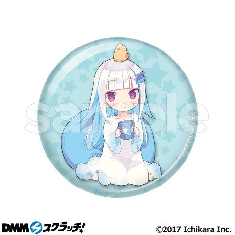 【新品】にじさんじ DMMスクラッチ E賞 缶バッジ E-5 リゼ・ヘルエスタ 単品 バーチャルYouTuber VTuber