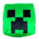 Minecraft マインクラフト マイクラ クリーパー クッション インテリア グリーン 送料込み