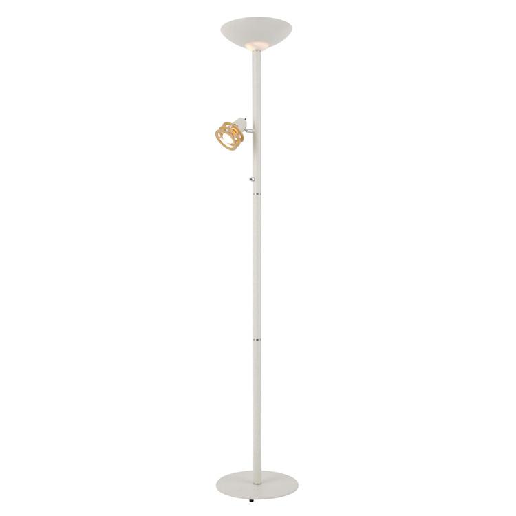 フロアライト アッパーライト 2灯 OZONE U(オゾン U)間接照明 照明 照明器具 電気 おしゃれ スタンドライト スタンド シンプル 北欧 リビング ダイニング 和室 寝室 送料無料 LED 電球対応