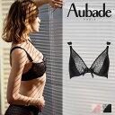 新作登場!フランス【Aubade】オーバドゥFemme Aubade(フェム オーバドゥ)トライアングルプランジブラ(MC12e)