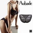 楽天ANIYE BY【30%オフ】SALE!フランス【Aubade】オーバドゥWandering Love(ワンダリングラブ)イタリアンショーツ(EF27)