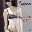 【60%OFF!!!】フランス【Aubade】オーバドゥJardin des Delices(コントルッセ)Danubeカラー イタリアンショーツ(YA27)