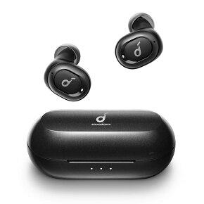 ワイヤレスイヤホン Bluetooth 5.0 【第2世代】 Anker Soundcore Liberty Neo【IPX7防水規格 / 最大20時間音楽再生 / Siri対応 / グラフェン採用ドライバー / マイク内蔵 / PSE認証済】