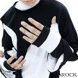 ankoROCK アンコロック 手袋 メンズ 手袋 レディース 手袋 ユニセックス フィンガーレスグローブ 指なし 黒 ブラック 白 ホワイト 指ぬき 手袋