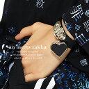 ankoROCK アンコロック バングル メンズ レディース ユニセックス グッズ アクセサリー ブレスレット 腕輪 ハート レザー ブラック