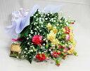 母の日にオススメ【母の日】スプレーカーネーションいっぱいの花束【ヤミツキセール0604】