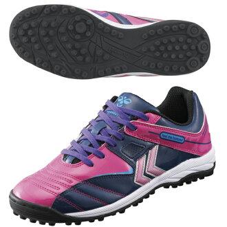 ○The 14SS hummel( Hyun Mel) プリアモーレ TF Jr soccer training shoes HJS2107-2470 youth