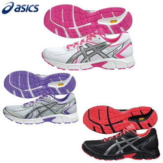 ◇ 13S4 asics レディロードジョグ 7 TJG133 women's running shoes