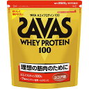 ◇部活応援セール!SAVAS(ザバス) ホエイプロテイン100 ココア味 2,520g(約120食分) CZ7429 【理想とする筋肉のために】