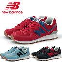 ★15FW New Balance (ニューバランス) M's RUNNING STYLE ML574 ユニセックスシューズ