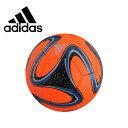 ★送料無料! adidas サッカーボール ブラズーカ クラブプロ 4号 AF4812ORB
