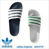★16SS adidas (アディダス) オリジナルス アディレッタ ユニセックス サンダル G16220-S78678