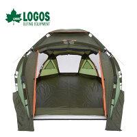LOGOS ロゴス オクタゴン グランドシート テント 71459303の画像