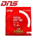 DNS プロテインホエイ100 【1050g】 大量摂取型プロテイン