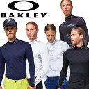オークリー ゴルフ メンズ アンダーシャツ TECHNICAL UNDER MOCK 10.7 FOA401638 2020年