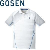 【ゆうパケット配送】ゴーセン ゲームシャツ メンズ レディース T1700-30の画像