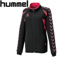 17SS ヒュンメル ウォームアップジャケット レディース HLT2066-9027の画像